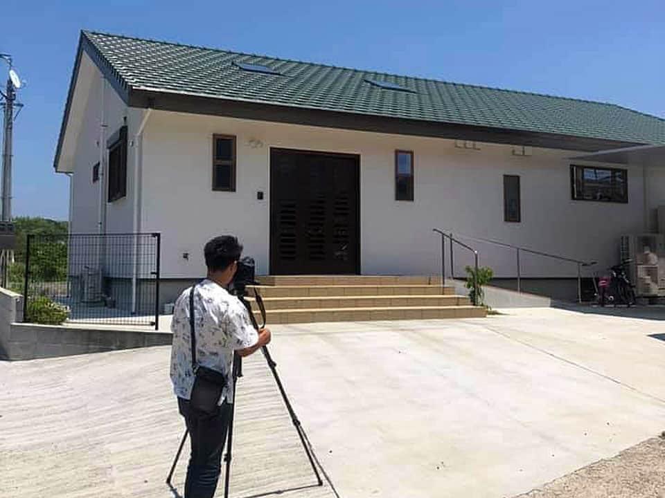 建築住宅写真撮影