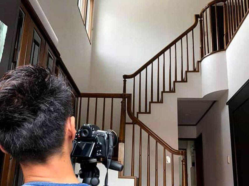 住宅リフォーム写真撮影